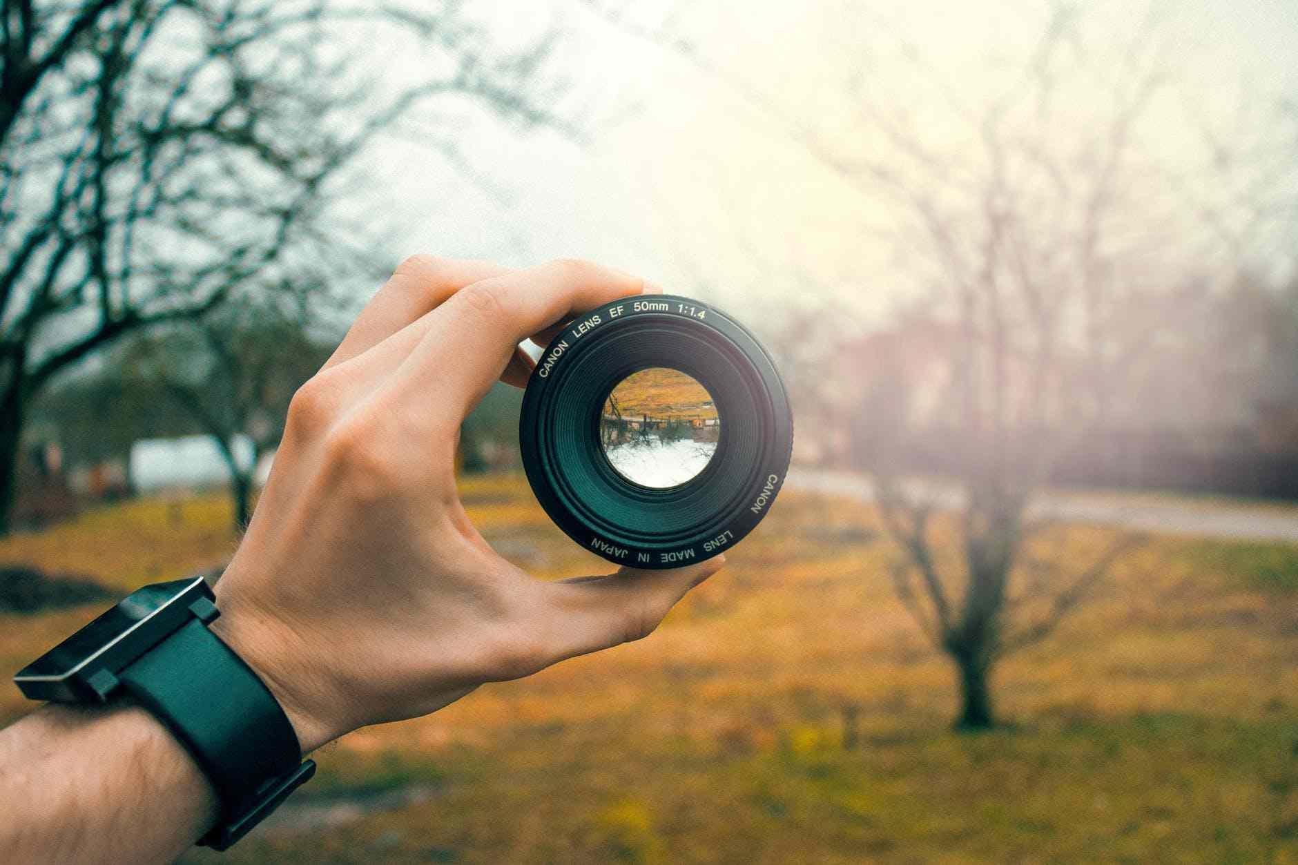 Contoh Penggunaan Mode Auto Fokus dan Manual Fokus