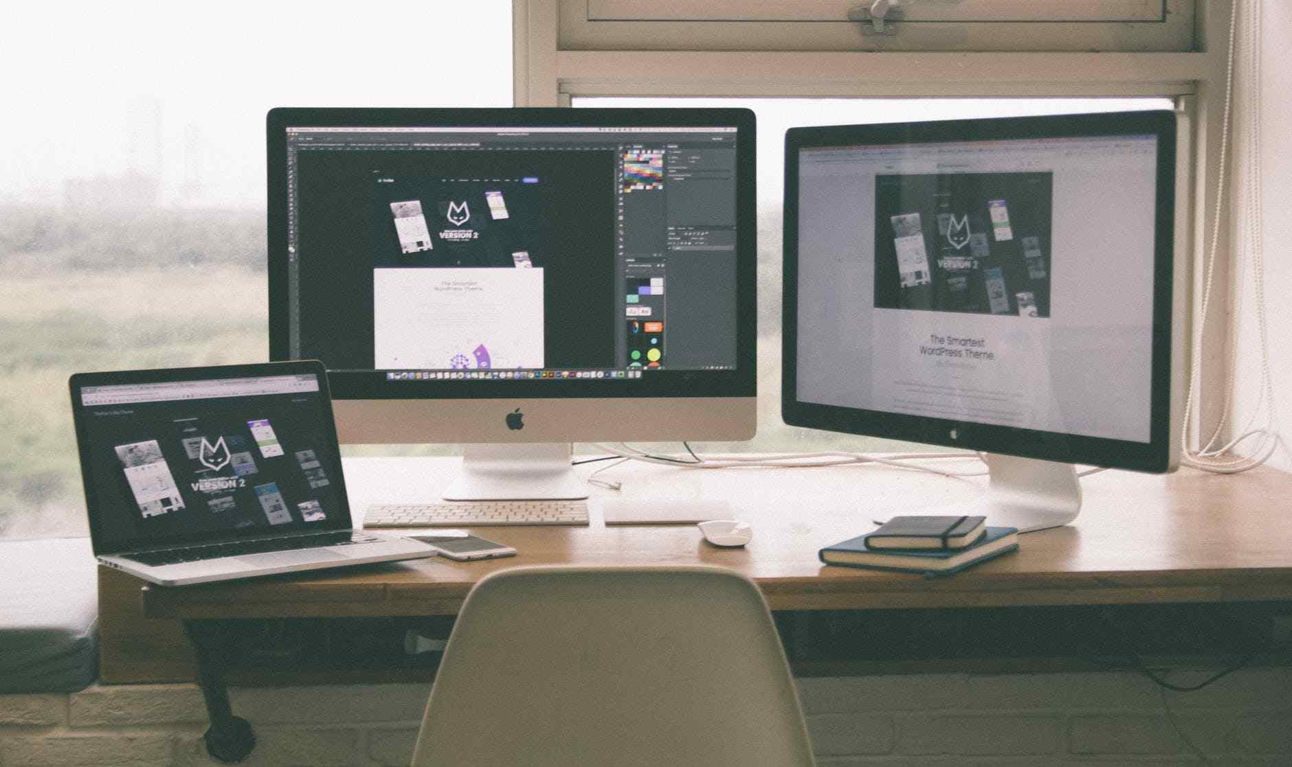 Komponen-komponen Utama dalam Responsive Web Design
