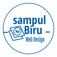 Sampul Biru Web Developer